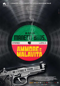 """""""Ammore e Malavita"""", nelle sale il musical dei Manetti bros (ammore e mala vita locandina 210x300)"""