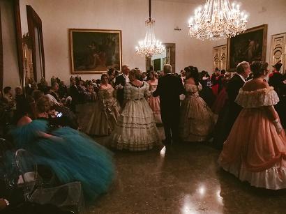 Un Ballo di corte Borbonica alla Reggia di Caserta