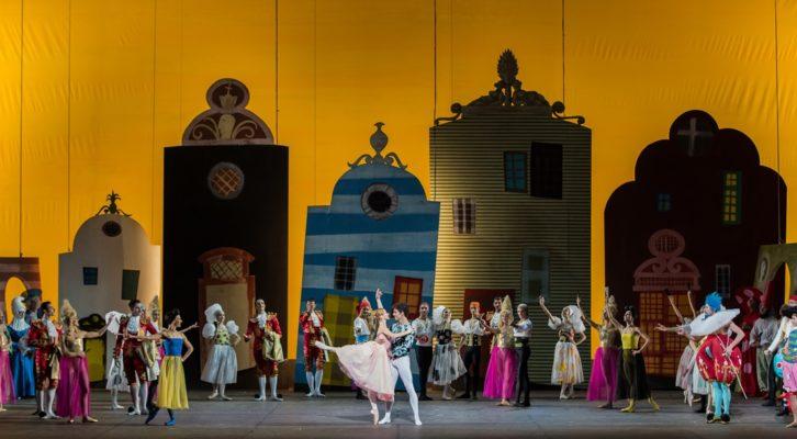 """""""Don Chisciotte"""" il balletto al Teatro dell'Opera di Roma"""