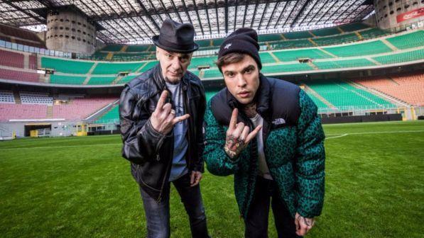 J-Ax e Fedez: «Ci prepariamo per il grande live di San Siro»