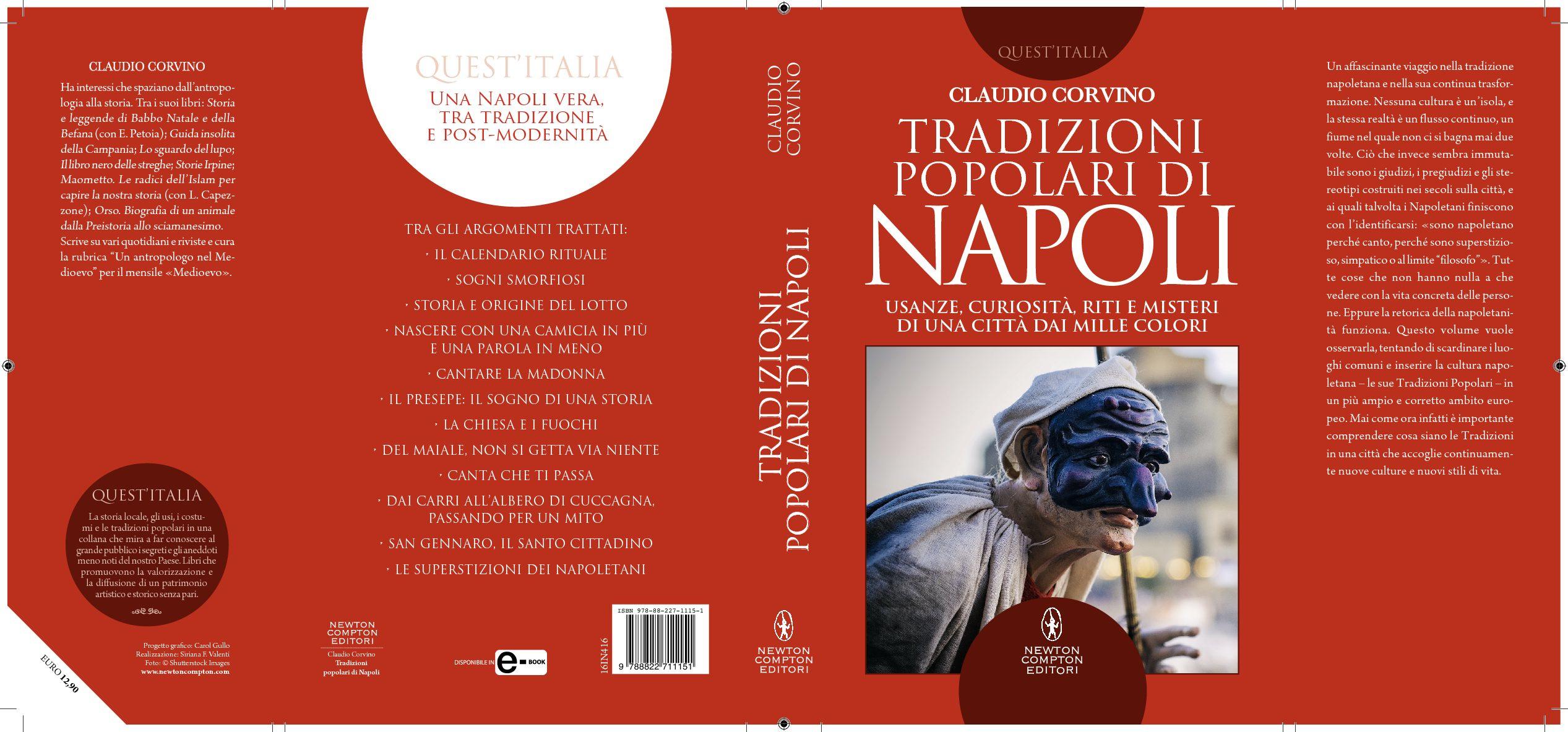 """""""Tradizioni popolari di Napoli"""" da Mooks a Napoli"""