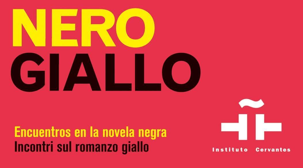 L'Instituto Cervantes di Roma presenta Nero Giallo