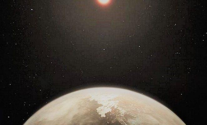 Ross 128 b si avvicina alla Terra