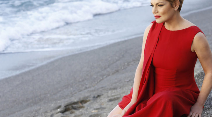 Cristina Donadio al cineforum Arci Movie