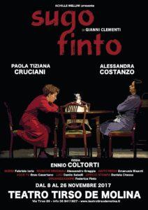"""""""Sugo finto"""" in scena al Teatro Tirso de Molina di Roma (sugo finto 212x300)"""