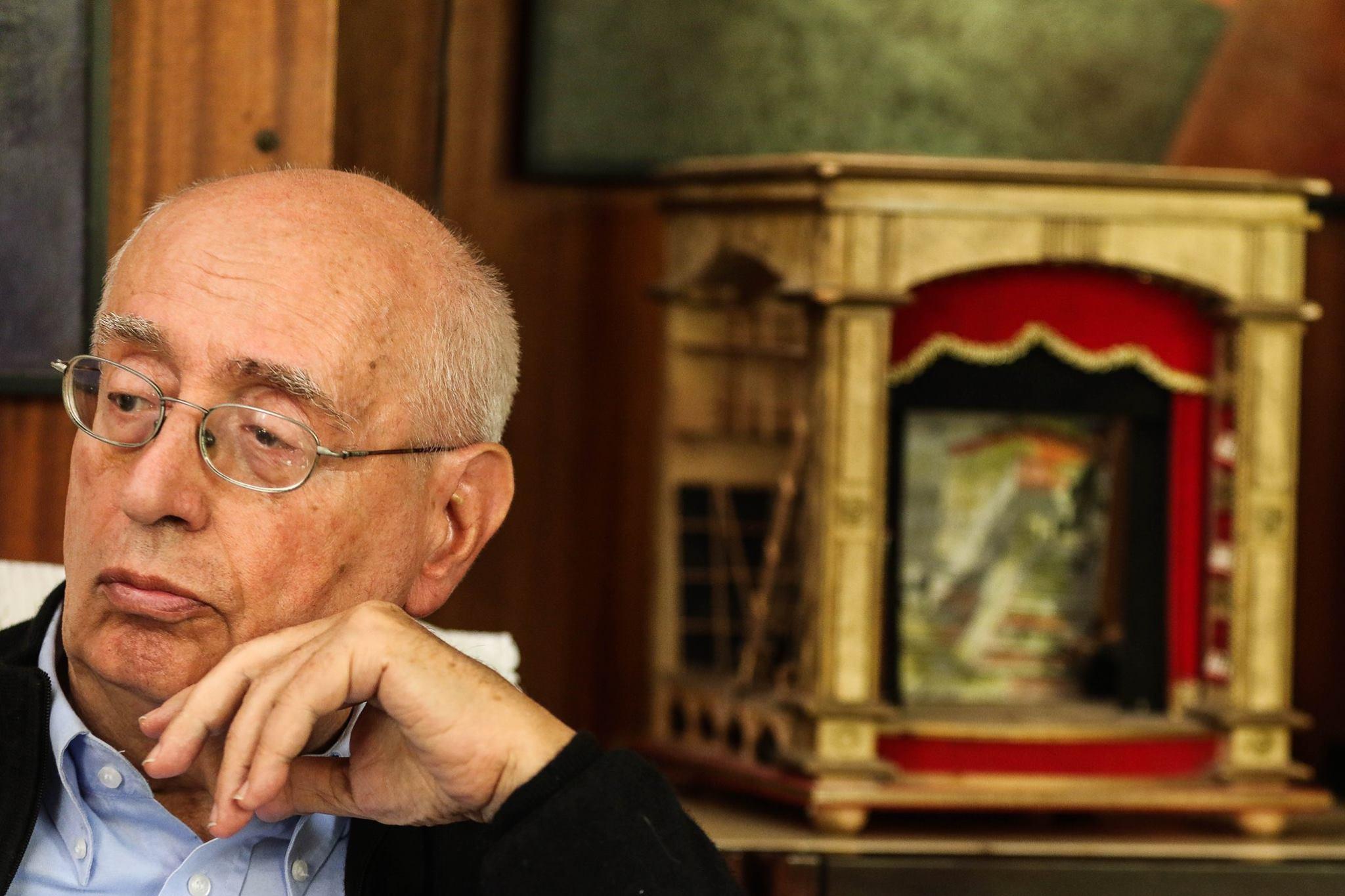 A Manlio Santanelli  va il premio Poesio alla carriera dell'Anct