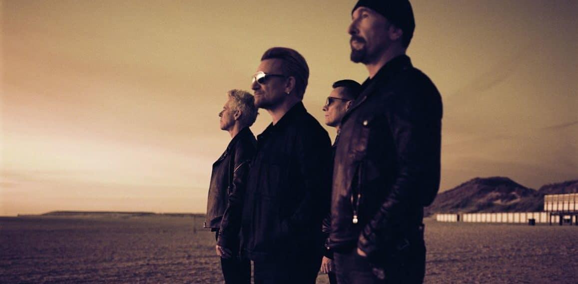 """""""Songs Of Experience"""", il nuovo album degli U2"""