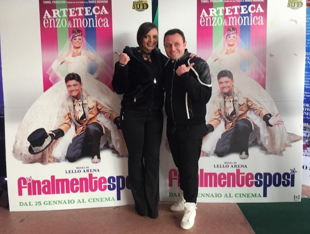 Gli Arteteca tornano al cinema con Finalmente Sposi per la regia di Lello Arena