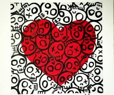 """""""#AmoreMorte"""": l'amore vince su tutto nel nuovo progetto artistico di Pautiero"""
