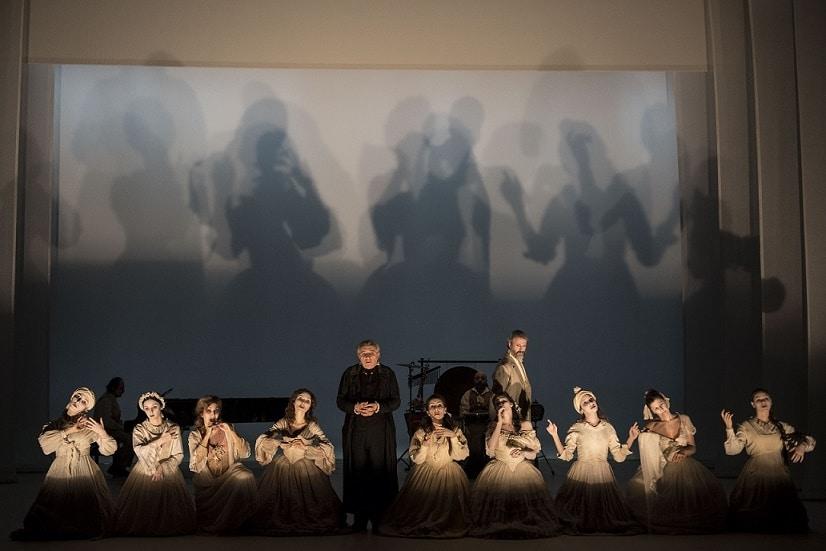 """Al Teatro San Ferdinando """"Desideri mortali"""" di Ruggero Cappuccio"""