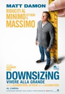 Downsizing Vivere alla grande, il film di Alexander Payne nelle sale il 25 gennaio (Downsizing 210x300)