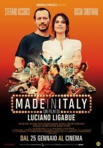 Made in Italy, nelle sale il nuovo film di Luciano Ligabue con Stefano Accorsi (MANIFESTO MADE IN ITALY 210x300)