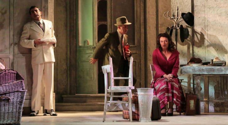 """""""Questi fantasmi"""": tre le opere più rappresentate di Eduardo, in scena al Bellini"""