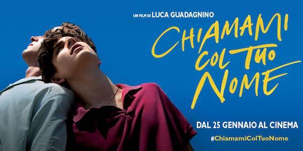 """Oscar 2018: 4 nomination per """"Chiamami col tuo nome"""" di Luca Guadagnino"""