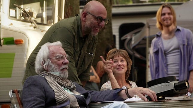 Ella & John, il nuovo film di Paolo Virzì con Helen Mirren e Donald Sutherland