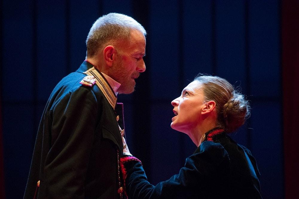 """Al Teatro Quirino in scena """"Il Padre"""" con Gabriele Lavia"""