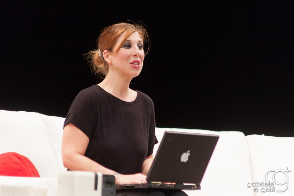 """Michela Andreozzi in scena al teatro della Cometa con """"Maledetto Peter Pan"""""""