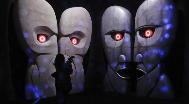 A Roma arriva la mostra sui Pink Floyd
