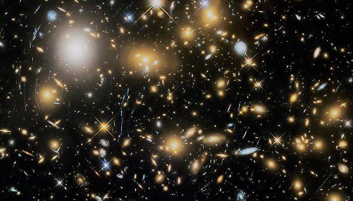 L'universo si espande rapidamente