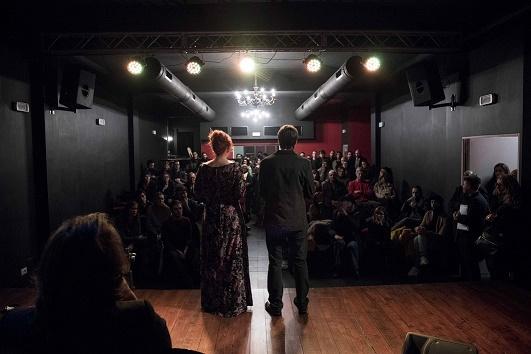 Altrove Teatro Studio, un vecchio garage diventa spazio per l'arte e la cultura