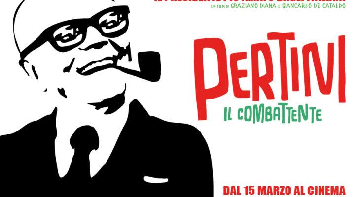 """""""Pertini – Il combattente"""": il film di Graziano Diana e Giancarlo De Cataldo"""