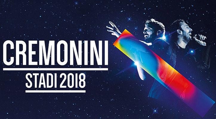 Cesare Cremonini riempie lo stadio della sua Bologna