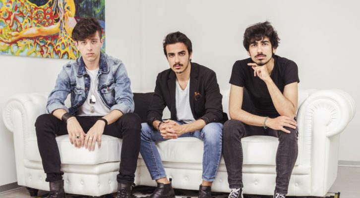 Hidden, il rock e l'elettronica dei Gaze of Lisa