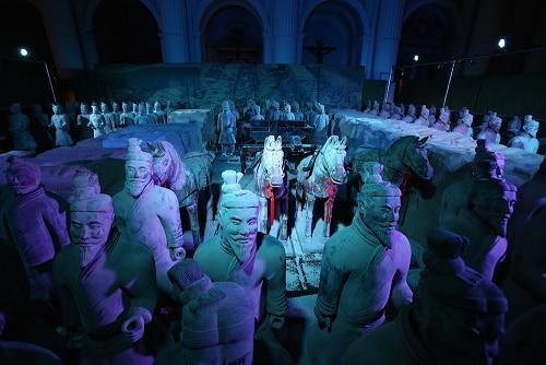 """Presentazione del gioco della Pendragon Game Studio """"Xi'An e l'esercito di terracotta"""""""
