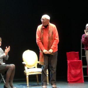 """Al Teatro Mercadante """"L'Anatra all'Arancia"""" di Luca Barbareschi"""