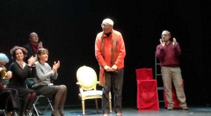Il Nuovo Teatro Sanità festeggia gli 80 anni del drammaturgo Manlio Santanelli