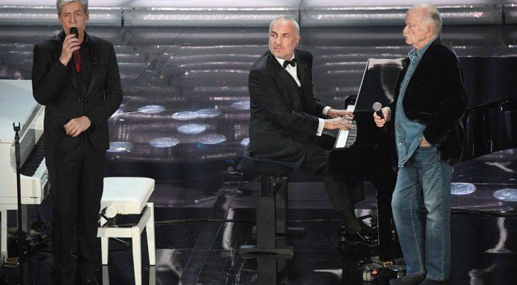 Il Poster della terza puntata di Sanremo 2018