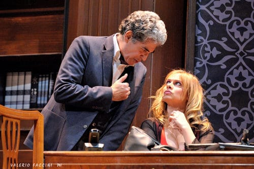 Alla faccia vostra, la commedia con Jannuzzo al Teatro Quirino