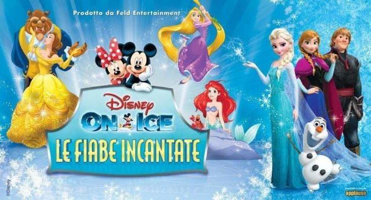 """Disney On Ice presenta """"Le Fiabe Incantate"""""""