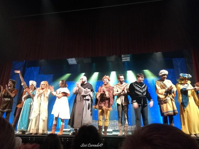 Robin Hood in scena al Teatro Brancaccio di Roma
