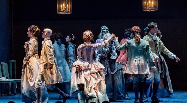 Al Teatro Mercadante va in scena Il Carnovale di Goldoni