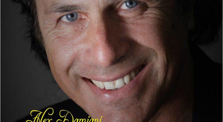 Alex Damiani: l'ex volto di successo dei fotoromanzi, sulle scene con un nuovo tour