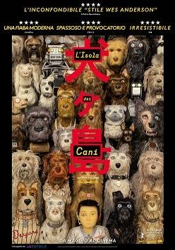 """In anteprima al Comicon """"L'isola dei cani"""", il nuovo film d'animazione di Wes Anderson"""