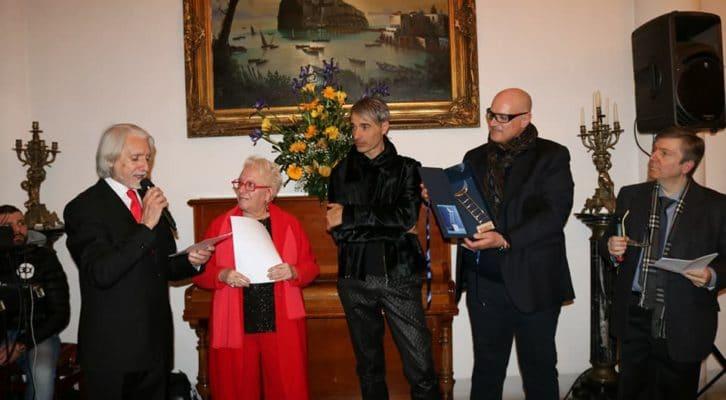 Sei riconoscimenti d'eccezione per la quarte edizione del Premio Il Sognatore