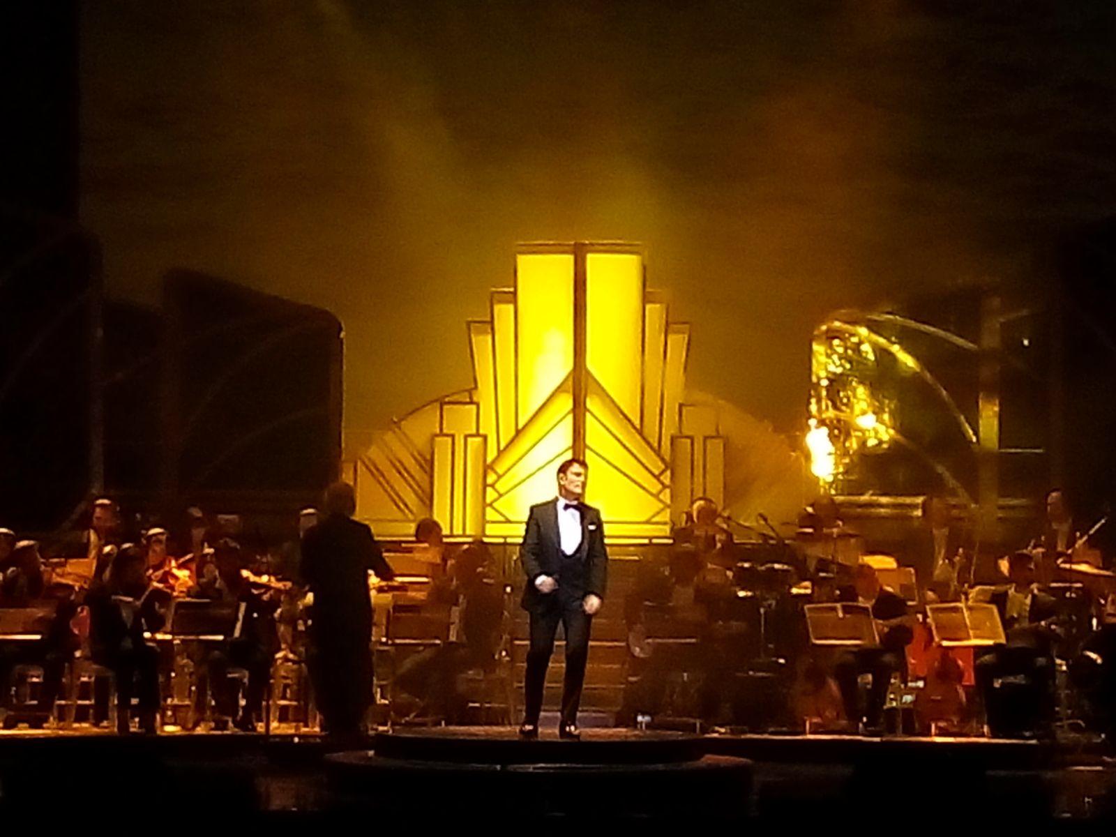 Sal Da Vinci: Sinfonie in Sal Maggiore, un oceano di emozioni al Teatro Augusteo