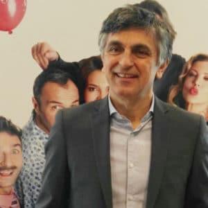 """Mirea Flavia Stellato, da giornalista a protagonista di """"Una festa esagerata"""" di Salemme"""