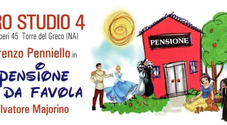 """Al Teatro Studio 4 in scena """"Una pensione da favola"""""""