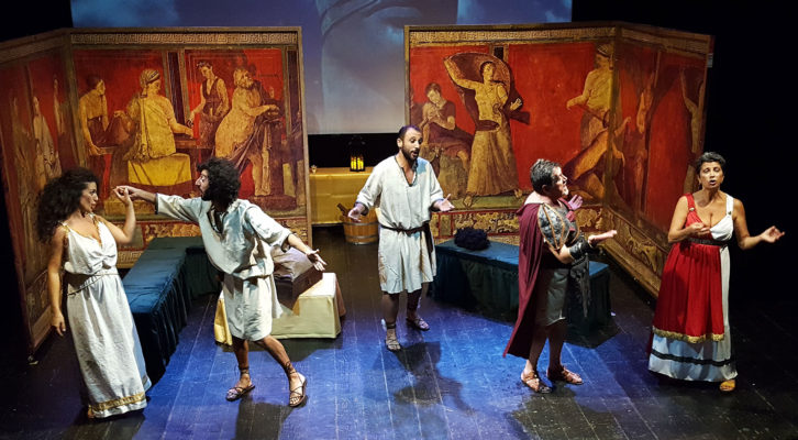 """""""Anfitrione: l'ospite inatteso"""" al Teatro Area Nord"""