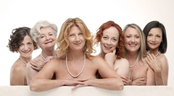Calendar Girls al Teatro Brancaccio di Roma