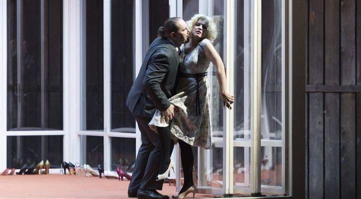 """Al Teatro di San Carlo di Napoli in scena """"Lady Macbeth del Distretto di Mtsenk"""""""
