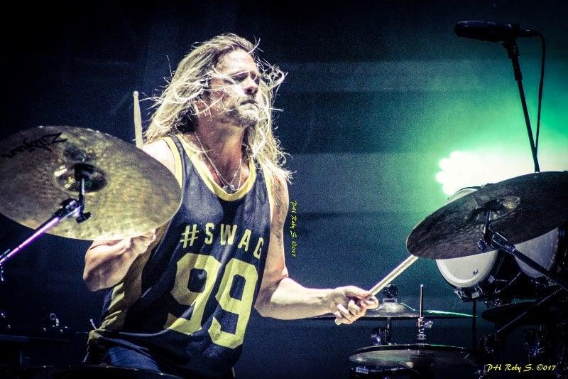Il batterista Will Hunt torna in Italia