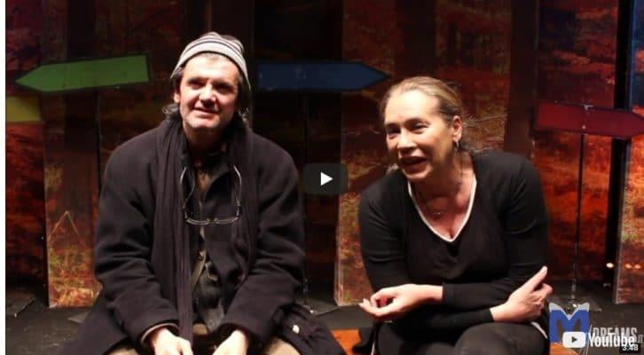 Intervista a Barbara De Rossi e Francesco Branchetti