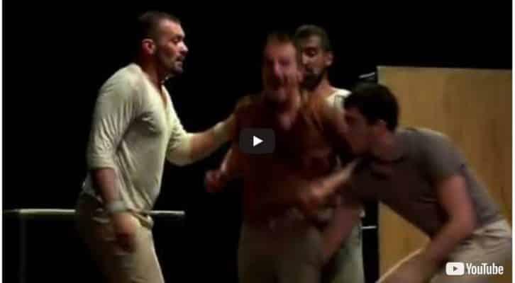 "Compañía de Circo ""eia"" porta in scena il circo contemporaneo d'autore con inTarsi"