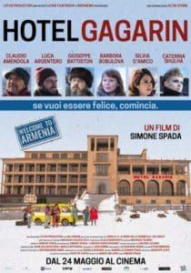 Una serata al cinema Intrastevere con il regista e il cast di Hotel Gagarin (locandina hotel gagarin OK e1524570521576 210x300)