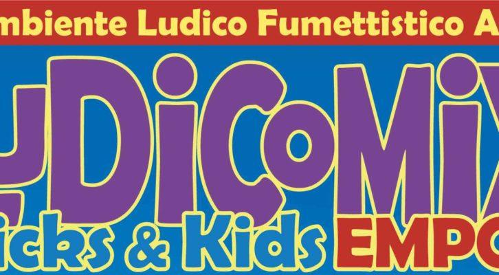 Si è conclusa la quindicesima edizione del Ludicomix Bricks & Kids Empoli