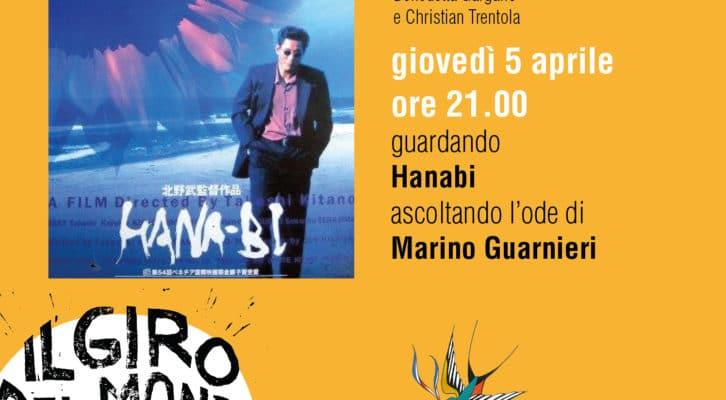 """""""Ubriachi di cinema"""" all'Hart con Mariano Guarnieri"""